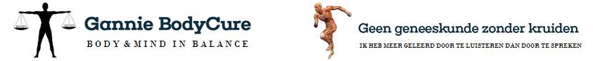 Gannie BodyCure Logo